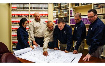 Direct Flooring team planning