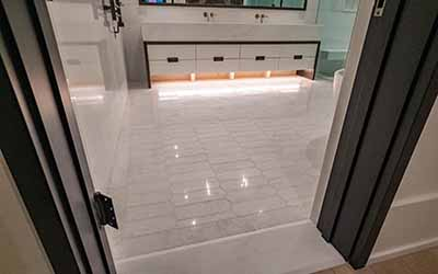Direct Flooring Bathroom