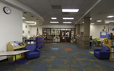 carpet in New Jersey schools and libraries