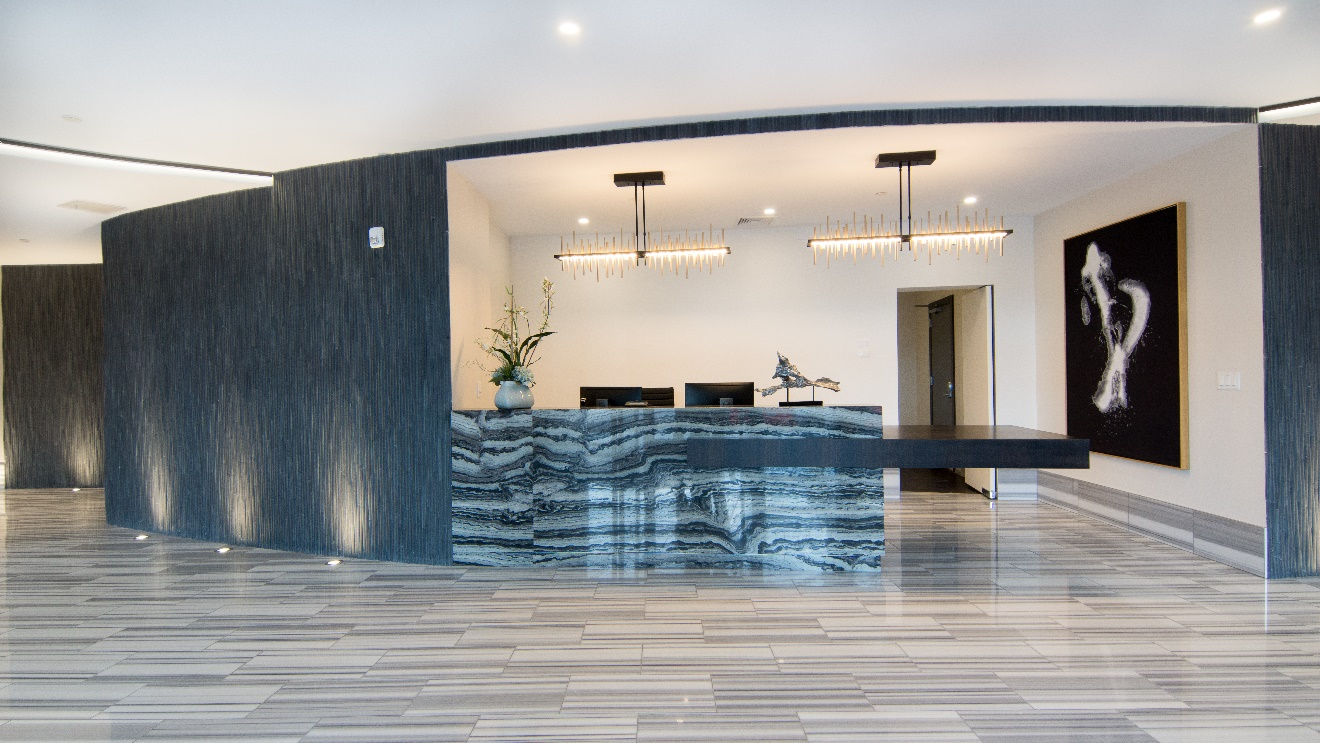 No longer just relegated to kitchens and bathrooms, tile is a popular choice for new construction