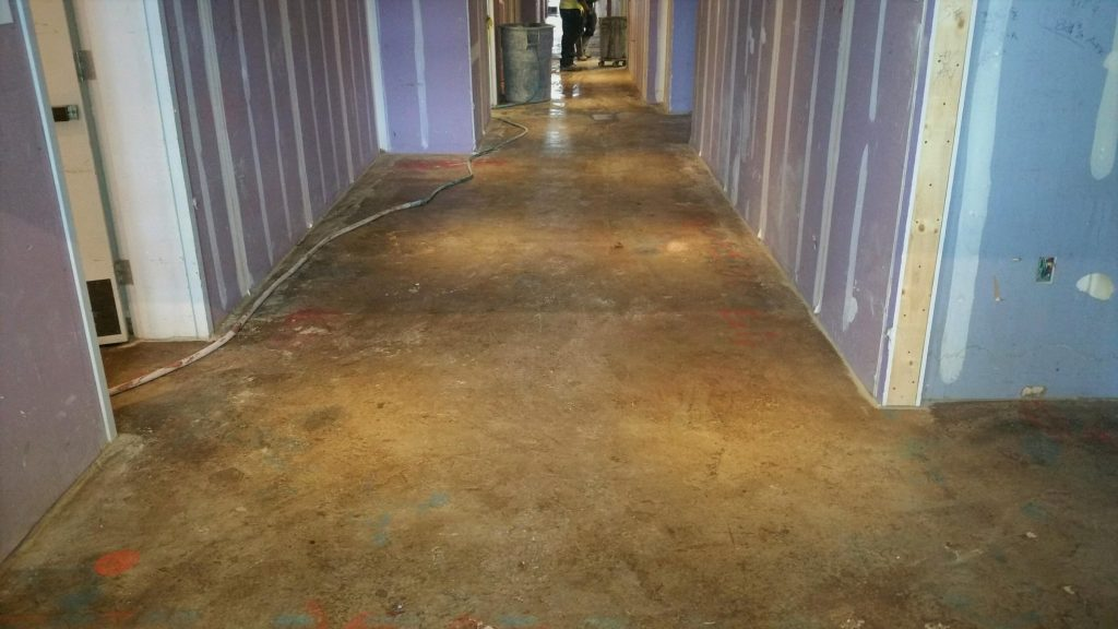 Self Leveling Floors and Concrete Remediation by Direct Flooring